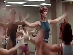 Intense Training With Jamie Lee Curtis