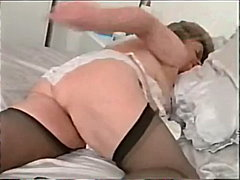 Mature Bitch Is A Sex Fiend