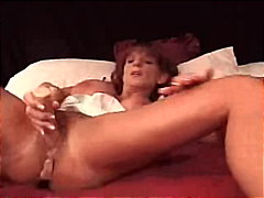 British Babe Playing With Toys