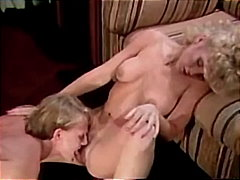 Amber Lynn & Shone In Retro Workout Fuck