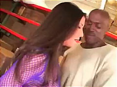 Giselle Works On Lexington Steele's Beast Of A Cock