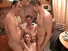 Keez Movies Movie:Russian Sex Party