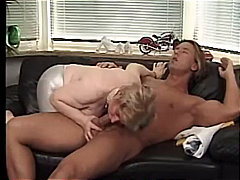 compilation, granny, tits, kissing