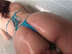 Big-titted japanese whore gives handjob