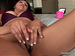 Vicki chase gets her f...