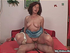 rough fuck, big cock, mom,