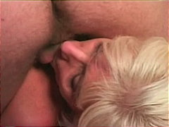 platinum blonde, doggy style,