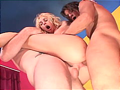 cowgirl, beauty, glamour, anal sex, bondage, chick, rough fuck, big cock, missionary, double penetration, slave, mistress, assfucking, mmf, platinum blonde, doggy style