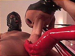 assfucking, latex, doggy style,