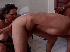 mmf, rough fuck, 3some, doggy style,