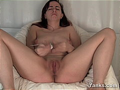 beauty, masturbating, tight pussy,