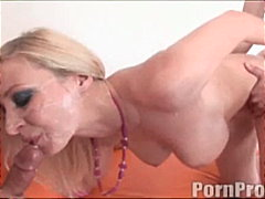 foursome, rough fuck, massive dick, shaved pussy, big boobs, platinum blonde, doggy style, cowgirl, facial