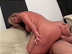 busty, doggy style, big natural tits, big cock, platinum blonde, anal, rough fuck, mom, milf, beauty