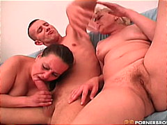 3some, gagging, ffm,