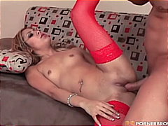 doggy style, assfucking, big cock, rough fuck, beauty, anal sex, brown hair, fishnets