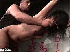 doggy style, bdsm, painful, bondage,