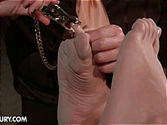 Mistress Kathia teaches lesson to hot...