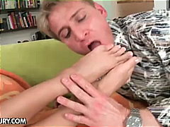 massive dick, feet licking,