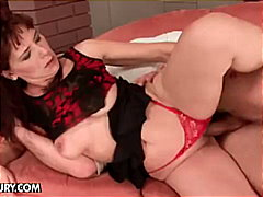 jizz, brown hair, dildo, mom, granny,