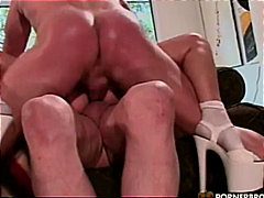 PornerBros - Double fuck time with ...