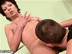 young, doggy, brunette, rough fuck,