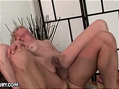 mature, blonde, rough fuck,