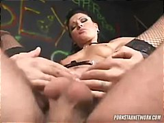 Nikki Rider is a cock loving brunette...