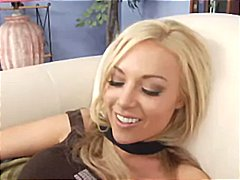 Blonde babe Kayden Kro... preview