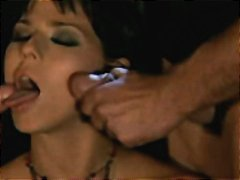 Nuvid Movie:Brunette babe Simony Diamond b...