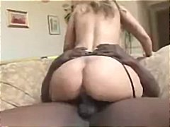 julia ann,  couch, interracial