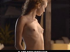 Sexy young redhead giv... video