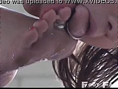 sucking, footjob, fetish, piercing,