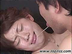 jizz, asian, cum, sperm, slut, facial