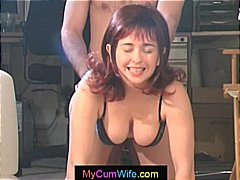 Busty wife gets drilled fr... - 05:10