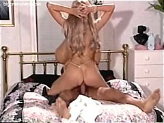 housewife, titty fuck, orgasm, blonde