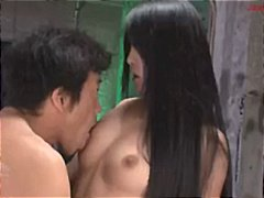 Nuvid Movie:Hot Japanese babe Eririka spre...