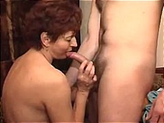 Mature drunk couple set th... - 20:12
