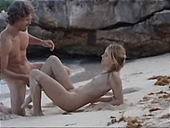 Hot couple on the beac... video
