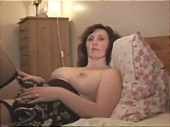Busty mature strips down a... - 08:46