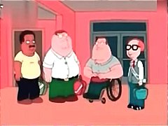 Nuvid Movie:Anime Family Guy gets to stuff...