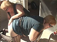 Two chubby southern le... video