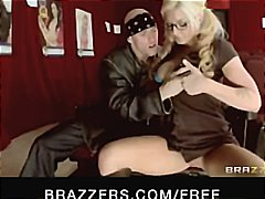 Blonde has massive boo... video