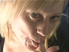 Young blonde Joi gives...
