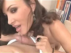 lisa ann,  big ass, cumshot, mom