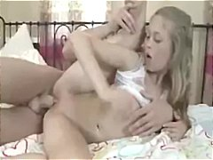 blonde, beauty, big cock, anal, teen,