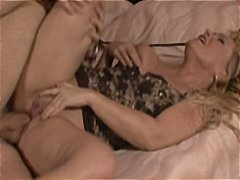 Blonde Czech MILF, Renata gets pounde...