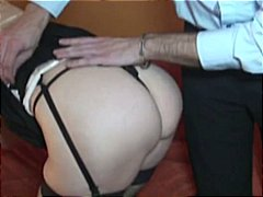 Nuvid - Mature French babe Emilie wraps her lips around a hard cock before she gets screwed