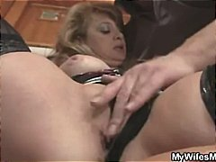 reality, ffm, mom, milf, mature
