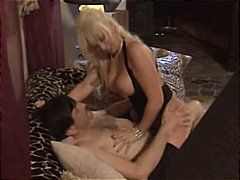 Nuvid Movie:Blonde MILF, with huge tits an...