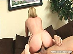 Blonde Lexi Belle ride... preview
